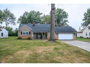Property for sale at 890 Millridge Road, Highland Heights,  Ohio 44143
