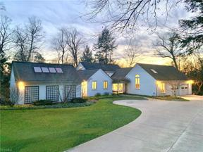 Property for sale at 940 Chestnut Run, Gates Mills,  Ohio 44040
