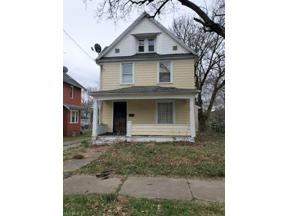 Property for sale at 512 Noble Avenue, Akron,  Ohio 44320
