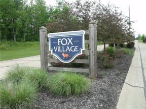 Property for sale at Fox Village, Brunswick Hills,  Ohio 44256