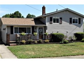 Property for sale at 14686 Larkfield Drive, Brook Park,  Ohio 44142