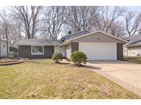 Property for sale at 19709 Wendy Drive, Berea,  Ohio 44017