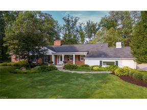 Property for sale at 36700 Dorchester Road, Gates Mills,  Ohio 44040