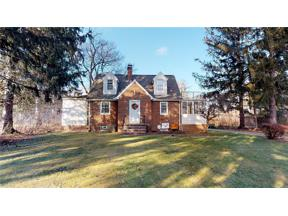 Property for sale at 9440 Highland Drive, Brecksville,  Ohio 44141