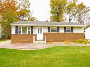 Property for sale at 219 Bermont Avenue, Munroe Falls,  Ohio 44262