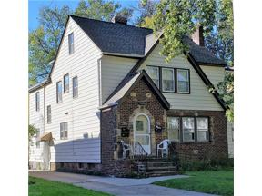 Property for sale at 1504-06 Sherbrooke Road, South Euclid,  Ohio 44121