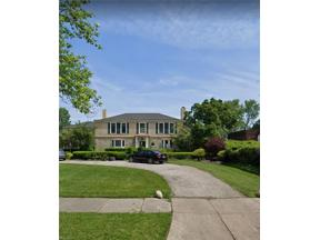 Property for sale at 10800 Edgewater Drive, Cleveland,  Ohio 44102