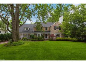 Property for sale at 23475 Laureldale Road, Shaker Heights,  Ohio 44122