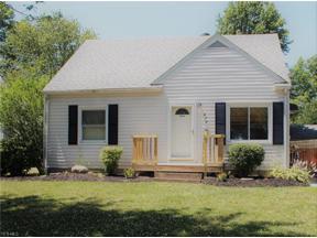 Property for sale at 970 Warwick Drive, Sheffield Lake,  Ohio 44054