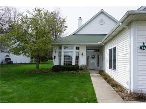 Property for sale at 115 Greenward Way N 35, North Olmsted,  Ohio 44070