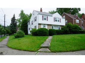 Property for sale at 3549 Bendemeer Road, Cleveland Heights,  Ohio 44118