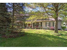Property for sale at 1890 Stoney Hill Drive, Hudson,  Ohio 44236
