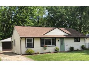 Property for sale at 4355 Belle Avenue, Sheffield Lake,  Ohio 44054