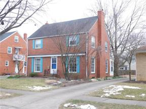 Property for sale at 19655 Henry Road, Fairview Park,  Ohio 44126