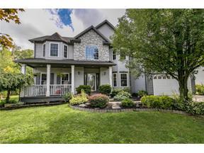 Property for sale at 1640 Oak Bark Circle, Brunswick,  Ohio 44212