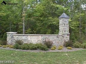 Property for sale at 4 Fedeli, Russell,  Ohio 44072