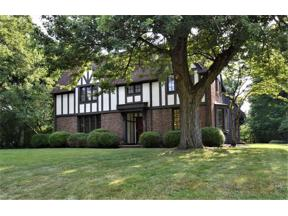 Property for sale at 18650 Parkland Drive, Shaker Heights,  Ohio 44122