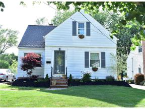 Property for sale at 1392 Gordon Road Road, Lyndhurst,  Ohio 44124