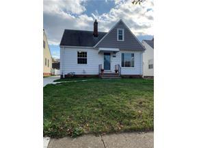 Property for sale at 9105 Ansonia Avenue, Brooklyn,  Ohio 44144
