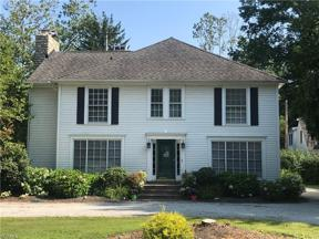 Property for sale at 7545 Old Mill Road, Gates Mills,  Ohio 44040