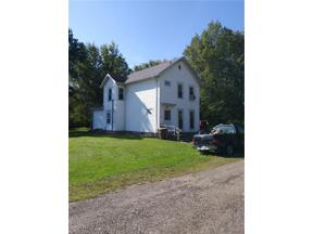 Property for sale at 21 W Market Street Extension, Seville,  Ohio 44273