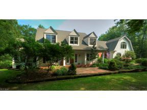 Property for sale at 265 Grey Fox Run, Bentleyville,  Ohio 44022