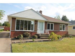 Property for sale at 11751 Barrington Boulevard, Parma Heights,  Ohio 44130