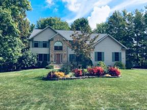 Property for sale at 1378 Bridget Lane, Twinsburg,  Ohio 44087
