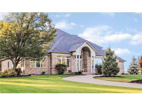 Property for sale at 5610 Saddle Lane, Solon,  Ohio 44139