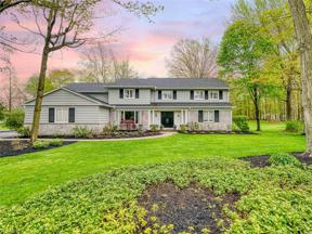 Property for sale at 31960 Creekside Drive, Pepper Pike,  Ohio 44124