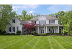 Property for sale at 730 Hardwick Drive, Aurora,  Ohio 44202