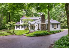 Property for sale at 14760 Hillbrook Lane N, Chagrin Falls,  Ohio 44022