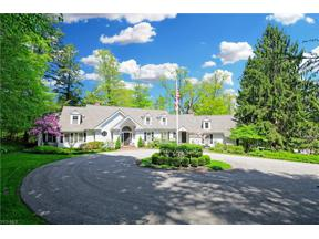 Property for sale at 1653 Berkshire Road, Gates Mills,  Ohio 44040