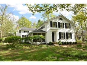 Property for sale at 204 Aurora Street, Hudson,  Ohio 44236