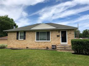 Property for sale at 439 N Rocky River Drive, Berea,  Ohio 44017