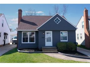 Property for sale at 4162 Stilmore Road, South Euclid,  Ohio 44121