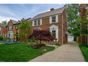 Property for sale at 2479 Traymore Road, University Heights,  Ohio 44118