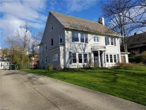 Property for sale at 2951 Claremont Road, Shaker Heights,  Ohio 44122