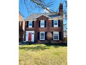 Property for sale at 2403 Eardley Road, University Heights,  Ohio 44118