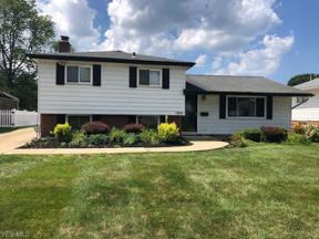 Property for sale at 1288 Giesse Drive, Mayfield Heights,  Ohio 44124