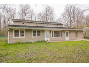 Property for sale at 14757 Plum Creek Drive, Columbia Station,  Ohio 44028