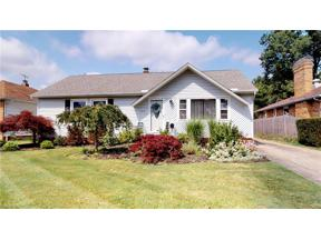 Property for sale at 1672 Algiers Drive, Mayfield Heights,  Ohio 44124