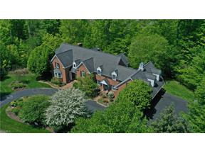 Property for sale at 17480 Deepview Drive, Chagrin Falls,  Ohio 44023