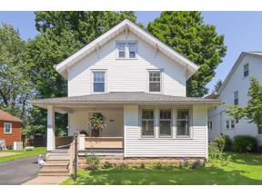 Property for sale at 152 N 2nd Street, Rittman,  Ohio 44270