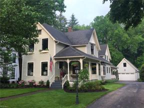 Property for sale at 42 Church Street, Chagrin Falls,  Ohio 44022