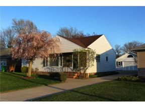 Property for sale at 5968 Marnell Avenue, Mayfield Heights,  Ohio 44124