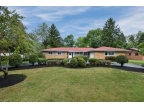 Property for sale at 24735 Twickenham Drive, Beachwood,  Ohio 44122