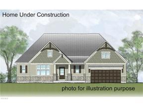 Property for sale at 36666 Amalfi Road, North Ridgeville,  Ohio 44039