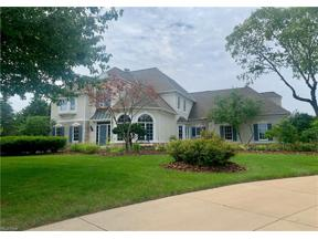 Property for sale at 7490 Whitemarsh Way, Hudson,  Ohio 44236