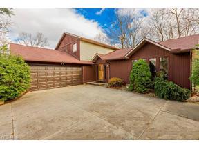 Property for sale at 3929 East Ash Lane, Orange,  Ohio 44122